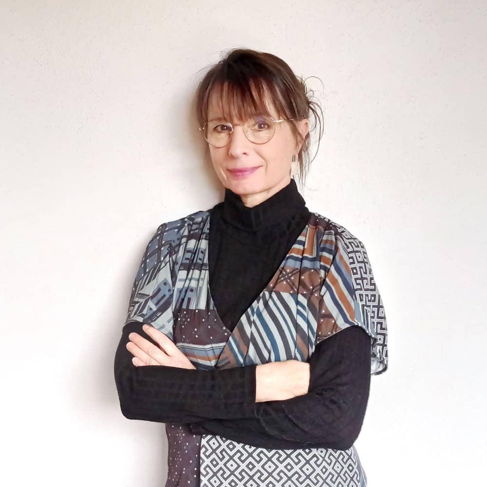 Françoise Marteau - Créatrice Lampe Céramique